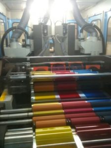 Offset Disc Printing