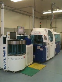 CD Replication Manufacturing Machine