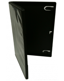 Single Black DVD Case