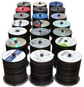 Custom Printed Discs