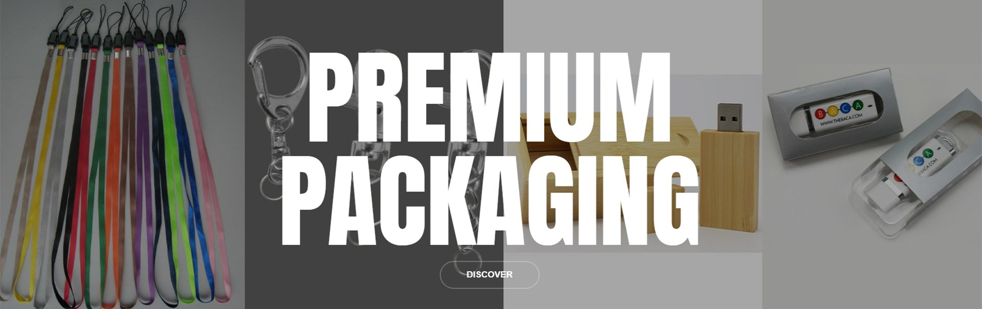 Premium USB Packaging
