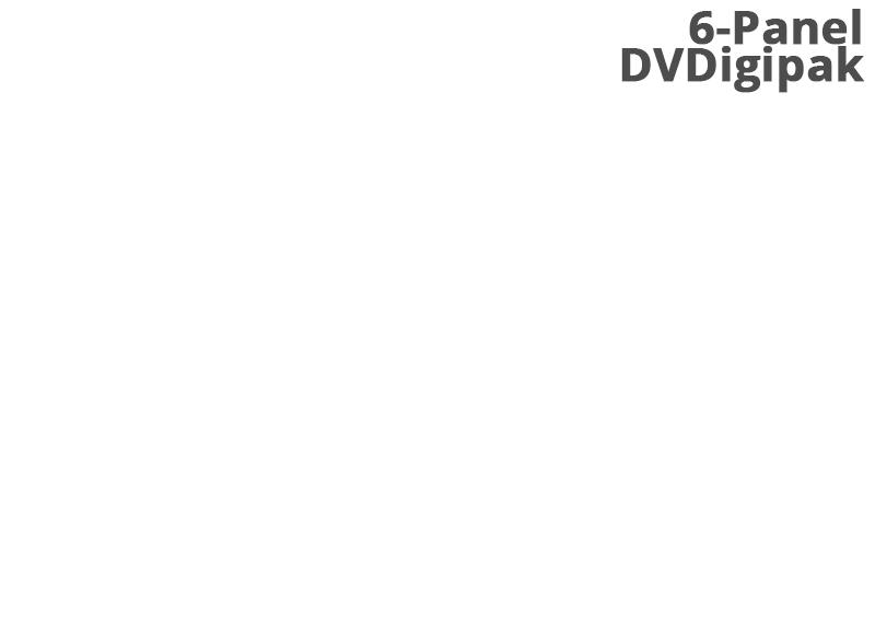 6-Panel DVDigipak