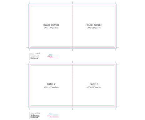 Templates For Disc Artwork Design | Cd & Dvd Templates